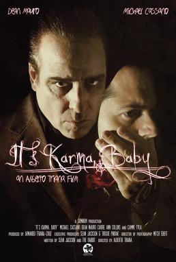 It's Karma Baby | KM2 Creative Design