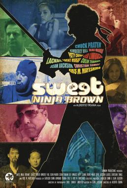 Sweet Ninja Brown| KM2 Creative Design